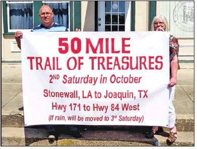 50 Mile Trail of Treasure Celebrates 5th Year