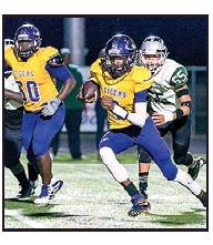 Tigers Lose Desoto Parish Battle to Wolverines