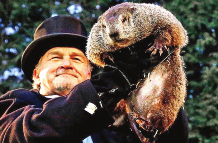 Groundhog Day Celebrates 135th Anniversary in 2021