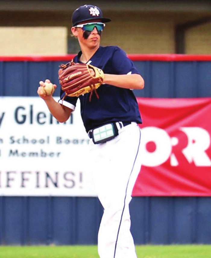 North DeSoto Griffins Edge Out Quitman Wolverines 3 to 2