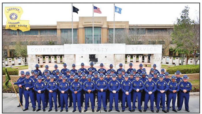 LSP Welcomes 51 New Troopers as Cadet Class 99 Graduates