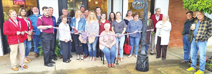 DeSoto Chamber Welcomes 4C Coffee House to Parish Business Family
