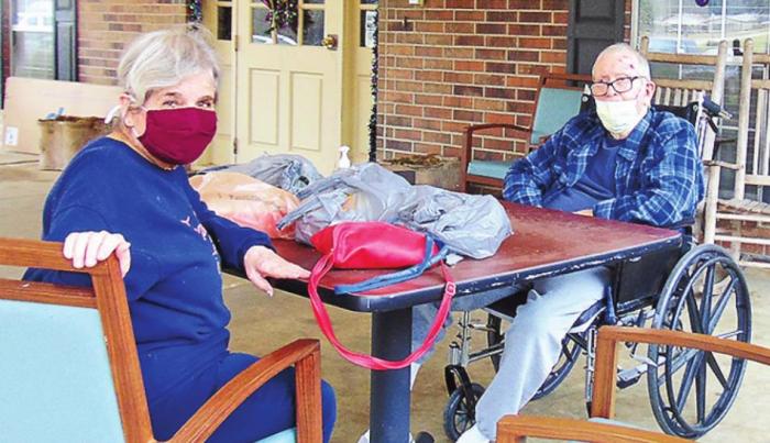 Kim's Korner: News from Mansfield Nursing Center