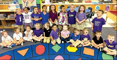 DeSoto Parish School Earns Spot on State Early Childhood Honor Roll