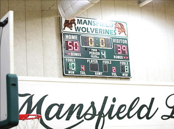MHS Lady Wolverines Joust Woodland Lady Knights Winning 50 to 39