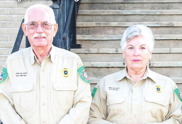 Plate Lunch Fundraiser Slated for DeSoto Auxiliary Deputies Mary and Herb Dal-Santo