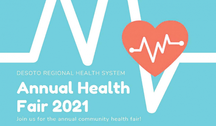 DRHS Annual Health Fair Dates in Logansport and Zwolle Annouced
