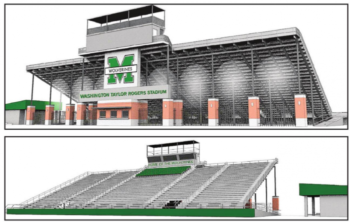 MHS's Washington-Taylor-Rogers Stadium Receives Unanimous Nod from DPSO for Renovations