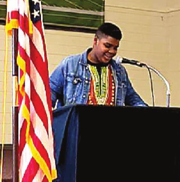 LHS Celebrates Black History with Program