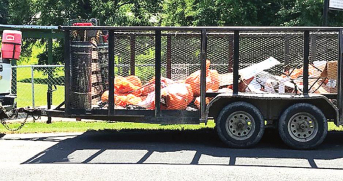 City of Mansfield Holds Clean-Up Day