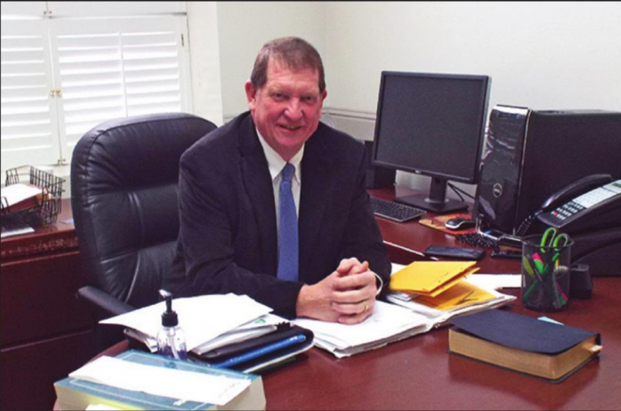 District Attorney's Office Works Through Snow and Ice Closing