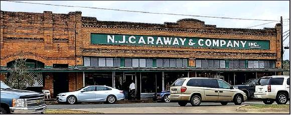 N. J. Caraway and Company Closes It's Doors After 122 Years
