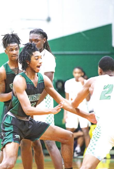 MHS Wolverines Fall to Bossier by 3 in Overtime