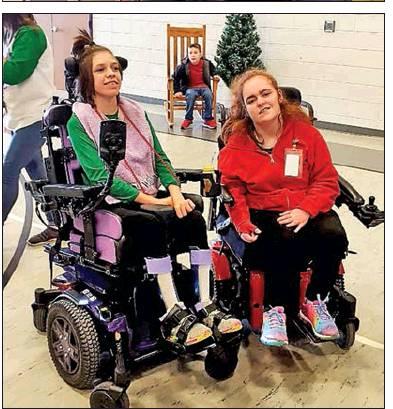 Circle of Hope & Bringing Joye Program Honored with Christmas Party