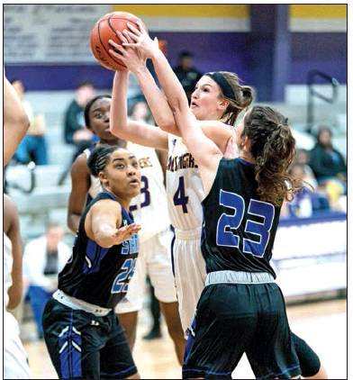 January 6 Match-Ups Result in Lady Panthers 62 - Lady Tigers 55; Stanley Panthers 41 – Logansport Tigers 44