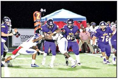 Logansport Tigers Fall Short of First Victory