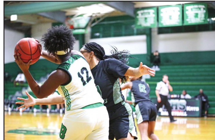 Lady Wolverines: Another Bearkat Beatdown 57 to 28