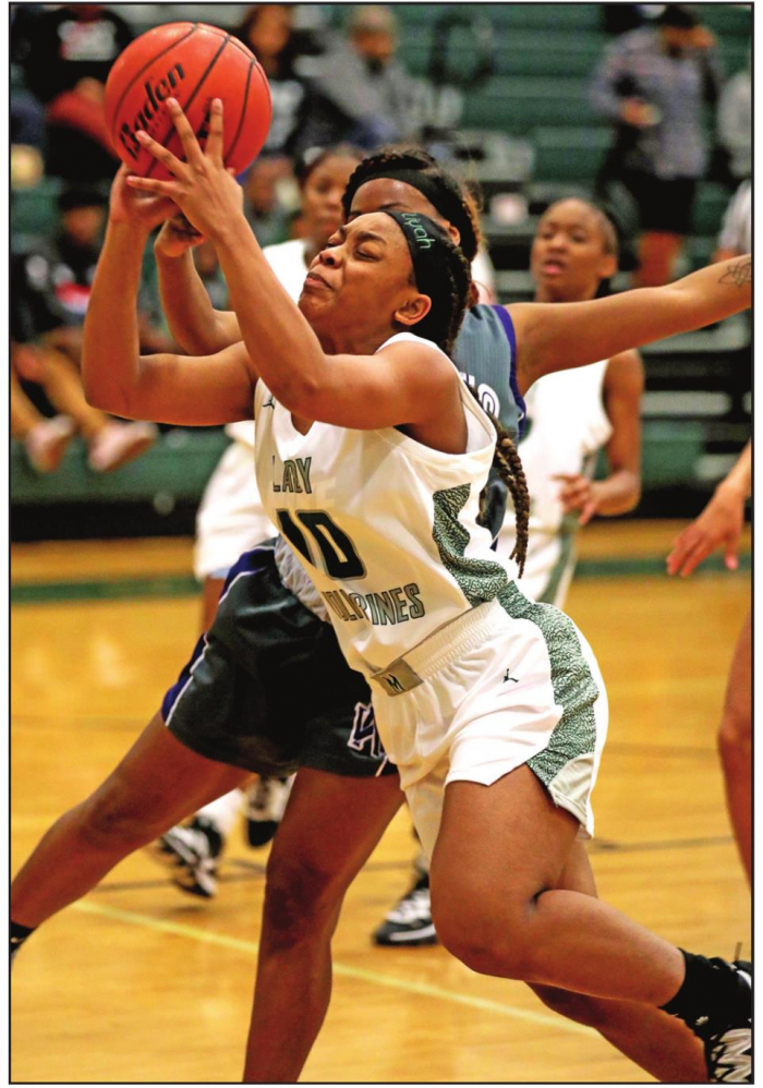 MHS Lady Wolverines Conquer North Webster Lady Knights 53–10