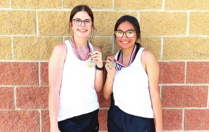 Joaquin Tennis Team Brings Home Medals and Boy's Overall District Title