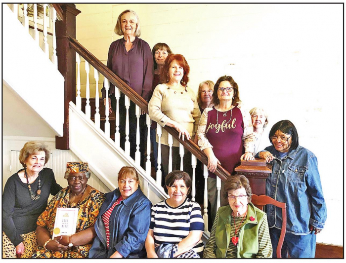 """Books and Biscuits Club Discuss 'The Good Lord Bird"""""""
