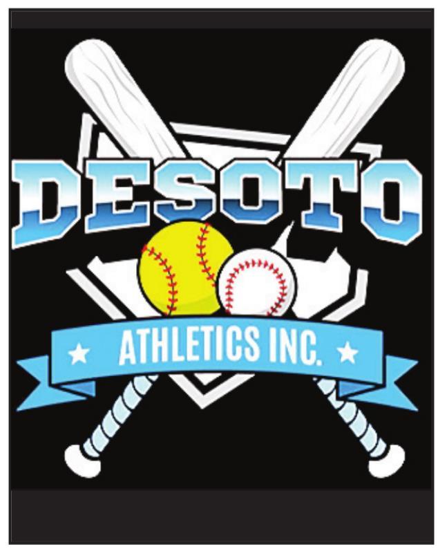 DeSoto Athletics Little League Registration Open