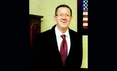 Dr. Cade Brumley, Superintendent of DeSoto Parish Schools