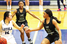 MHS Lady Wolverines Beat North Webster Lady Knights in Blow