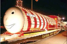 KCS Holiday Express Rolls Into Mansfield on Sunday, Dec. 8