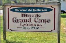 Historic Grand Cane Association Information
