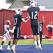 North DeSoto Griffins Take the Field for Jamboree versus Evangel