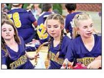 Tigers Lose Desoto Parish Battle to Wolverines