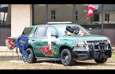 DeSoto Grieves the Loss of Deputy Donna Richardson-Below
