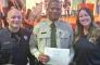 Sheriff Welcomes New Patrol Deputy to DPSO Staff, Family