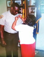 Special Services Corporal Chuck Rugley Honored with Retirement Party