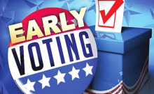 Early Voting to Begin on April 10; Voters Decide on Run-offs and a 1 Mill Tax Allocated for Animal Services