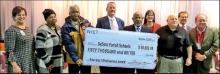 DeSoto Schools Surprised with $50,000 District Award of Excellence for Educator Effectiveness from NIET