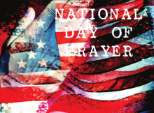 "Local National Day of Prayer 2020 ""Pray God's Glory Across the Earth"" Set for May 7"