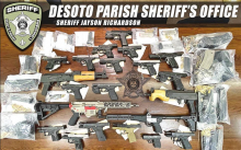 Sheriff Updates Public on Firearm Recoveries Involved in Crimes