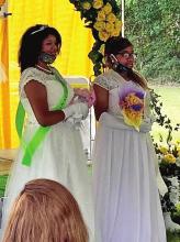 Mansfield NAUW Presents 2020 Debutantes at Cotillion