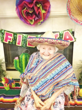 Celebrating Cinco de Mayo at 85 Years Young