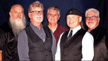 Smackwater Band Featured at Natchitoches Christmas Festival Dec. 14th