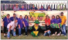Krewe of Aquarius XVI Mardi Gras Parade Set for February 8th