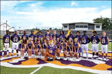 2019 Logansport Tigers' Season Photos