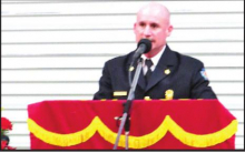 """DFD 1 Observes """"We Remember"""" Night Honoring First Responder Suicides"""