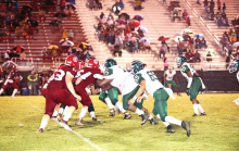 Mansfield Wolverines Fall to Minden Tide