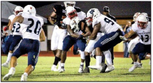 North DeSoto Loses to District Rival Northwood