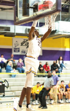 LHS Tigers Defeat Oberlin Tigers 73-52 in Bi-District Matchup