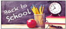 Annual Back to School Edition Moved Back One Week in 2021