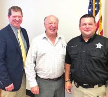 DeSoto Sheriff and DA Speak to Mansfield Lions