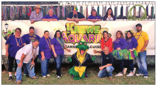 "Krewe of Aquarius XVI ""Cruisin the Cities"" Parade Ready for Saturday Night"